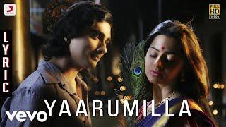 Kaaviyathalaivan - Yaarumilla Lyric | A.R.Rahman | Siddharth, Prithviraj