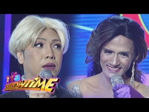 It's Showtime Miss Q & A: Zzayanarra's style of speaking