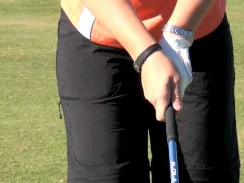 The basics of the golf grip
