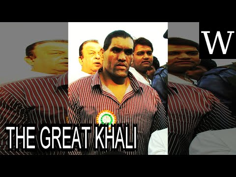 THE GREAT KHALI - WikiVidi Documentary