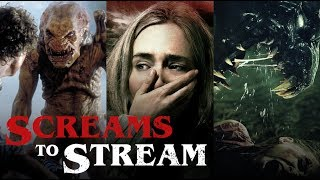 Screams to Stream - Creature Feature Horror Movies by Comicbook.com