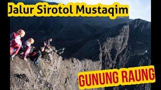 Download Video Jembatan Sirotol Mustaqim gunung  Raung 2017 MP3 3GP MP4