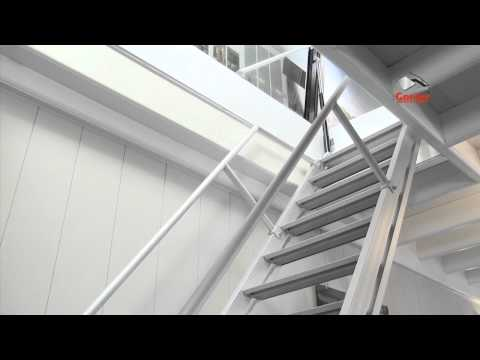 Fixed Ladders & Stairs | Gorter  Video Image