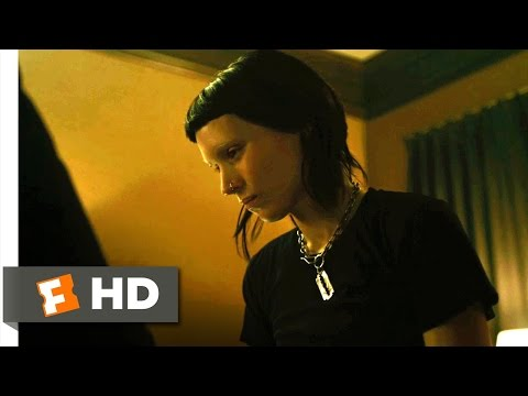 The Girl with the Dragon Tattoo (2011) - I Just Want My Money Scene (1/10) | Movieclips