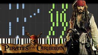 Video Pirates of the Caribbean Medley [Piano Tutorial] (Synthesia) // Kyle Landry + SHEETS/MIDI MP3, 3GP, MP4, WEBM, AVI, FLV Agustus 2018