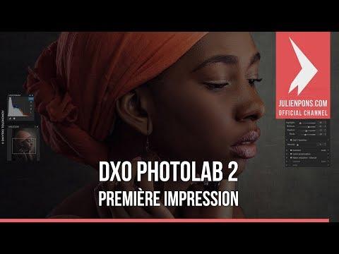 DXO PhotoLab 2 - Première impression - VLOG