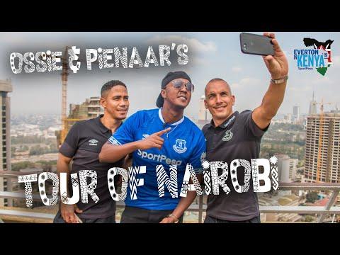 Video: OSSIE & PIENAAR'S TOUR OF NAIROBI! | WITH WYRE DA LOVECHILD