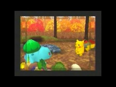 hey you pikachu nintendo 64 console
