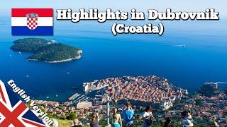 Dubrovnik Croatia  city pictures gallery : Top Things to do in Dubrovnik, Croatia (Balkan Road Trip 05)