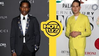 "G Eazy say ""White Privilege and Systemic Racism"" is keeping ASAP Rocky in Jail."