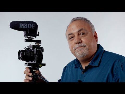 Quick fix for mounting the Rode VideoMic + on mirrorless cameras