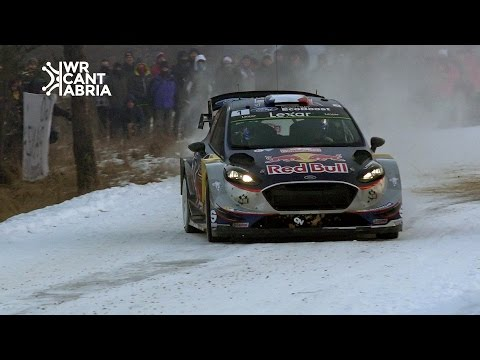 wrc rally montecarlo 2017 - the best of