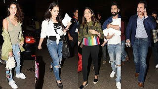 Saif Ali Khan, Shahid Kapoor, Disha Patani Leaving For IIFA Awards 2017 New York.Click this below link and subscribe to our channel to get all updates on Bollywood Movies, and your favorite Bollywood actresses and actors.http://goo.gl/cfijvC
