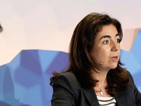 """Sandra Moneo: """"Esta ley defiende y protege a la mujer"""""""