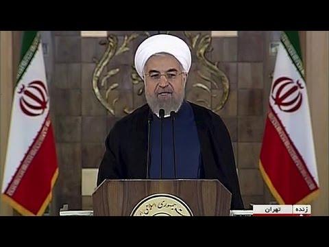 Ροχανί: «Η συμφωνία είναι ένα τέλος και μια καινούρια αρχή για το Ιράν»