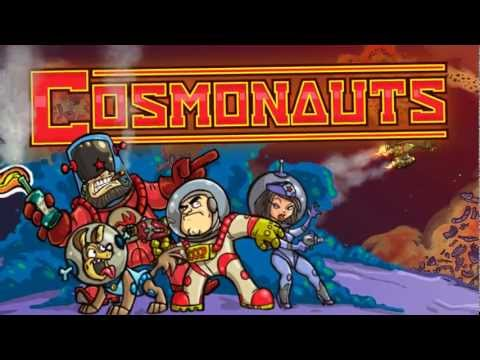 Video of Cosmonauts