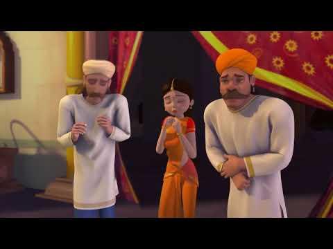 Little Krishna   The Horror Cave   Episode 3