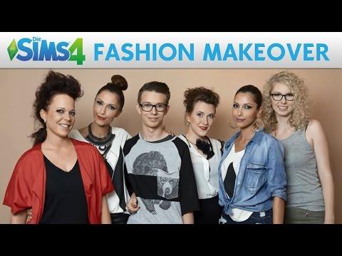 event - Die talentierten Designerinnen Jila und Jale haben bei unserem großen Die Sims 4 Umstyling-Event in München, die vier Gewinner unseres Makeover-Contests neu gestylt. Außerdem gab's ein ...