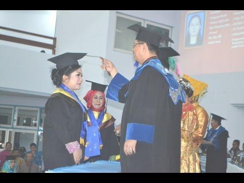 Dok Humas Untad, Wisuda ke 83 Lulusan Universitas Tadulako DISK 1