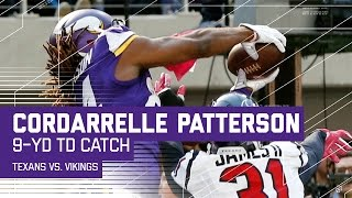 Sam Bradford finds Cordarrelle Patterson for a 9-yard touchdown | NFL by NFL