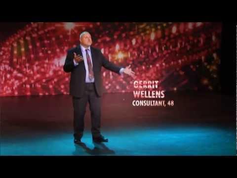 Belgium's Got Talent: aflevering 1 - Gerrit gaat uit de bol - YouTube