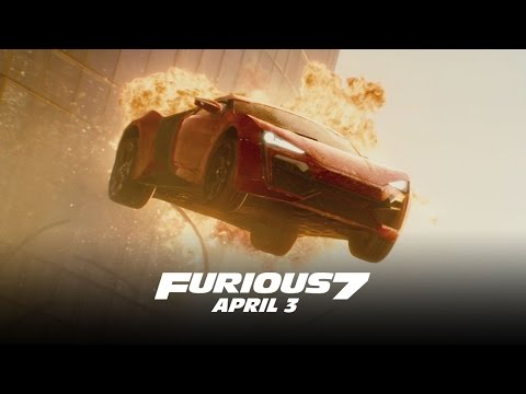 Furious 7 (Featurette 'The Lykan')