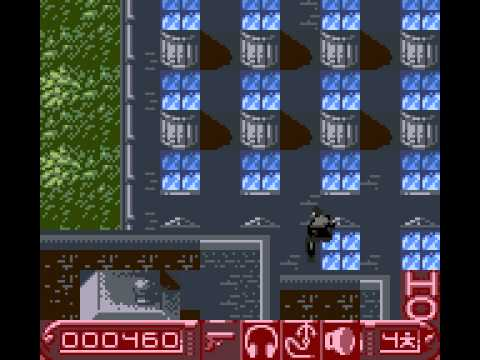 mission impossible game boy