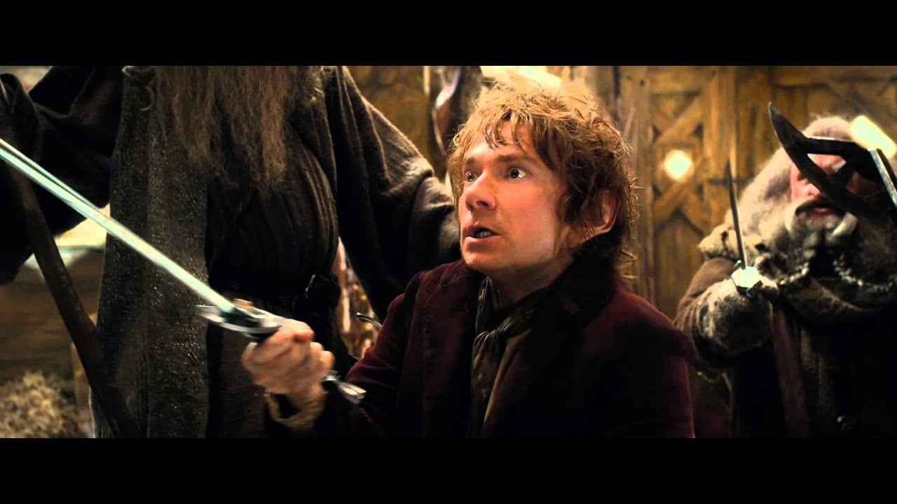 Movie Trailer:  The Hobbit: The Desolation of Smaug (2013)