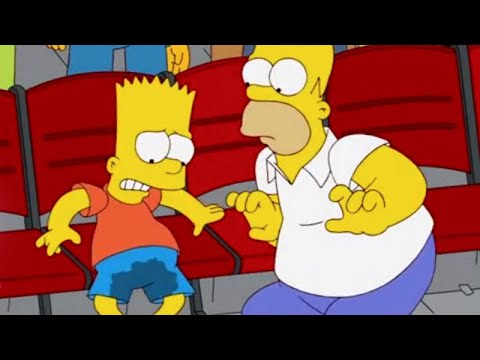 Bart Wets His Pants | Minisode #1