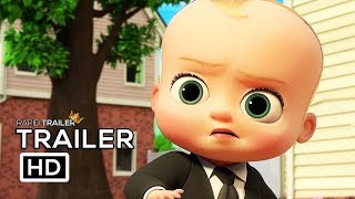 Video THE BOSS BABY: BACK IN BUSINESS Official Trailer (2018) Netflix Animated Series HD MP3, 3GP, MP4, WEBM, AVI, FLV Maret 2018