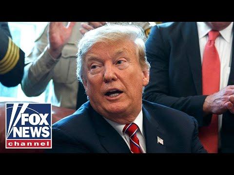Trump takes shots at Mueller, McCain, and Fox News