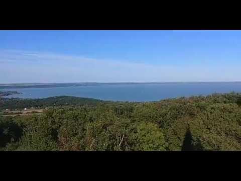 Csere-hegyi kilátó videón
