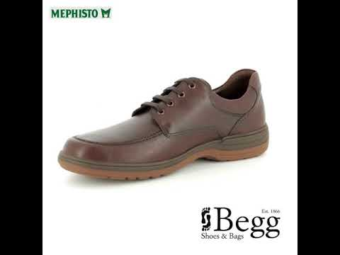 Mephisto Douk D32090CX-2178 Brown casual shoes
