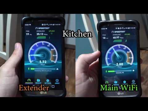 Do wifi extenders work? Comparison N300 WifiExtender