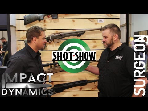 Surgeon Rifles – SHOT Show 2017