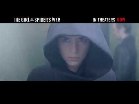 THE GIRL IN THE SPIDER'S WEB: TV Spot -