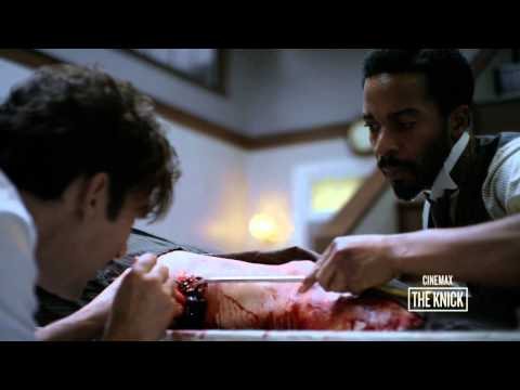 The Knick Season 1: Surgery 101 (Cinemax)