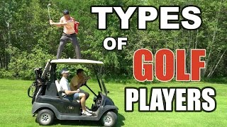 Stereotypes: Golf