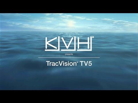 KVH Presents TracVision TV5