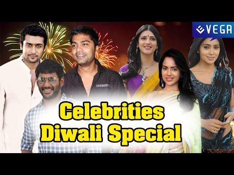 Kollywood Celebrity Diwali Wishes -2014 | Diwali Special