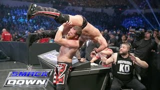 Nonton Sami Zayn Vs  Chris Jericho  Smackdown  April 14  2016 Film Subtitle Indonesia Streaming Movie Download