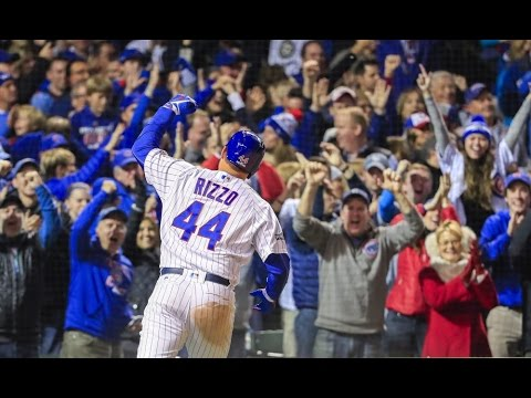 Chicago Cubs 2016 Postseason Highlights