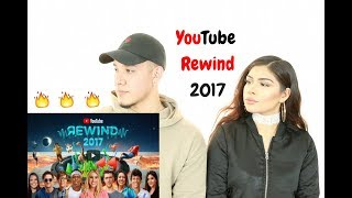 Video YouTube Rewind The Shape of 2017 | #YouTubeRewind**OFFICIAL REACTION(COUPLES EDITION)NO ACE FAMILY? MP3, 3GP, MP4, WEBM, AVI, FLV Desember 2017