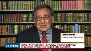 Video Panetta Says Trump Embarrassed U.S. During Putin Summit MP3, 3GP, MP4, WEBM, AVI, FLV Maret 2019