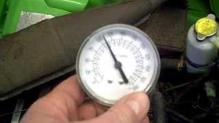 8. LOT 1723A 1999 Arctic Cat ZR 500 EFI Engine Compression
