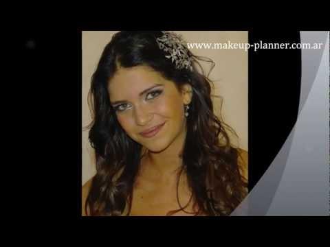 Make Up Planner Para Revistas de Novias