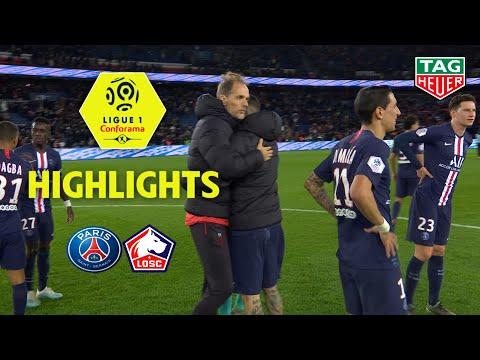 Paris Saint-Germain - LOSC ( 2-0 ) - Highlights - (PARIS - LOSC) / 2019-20
