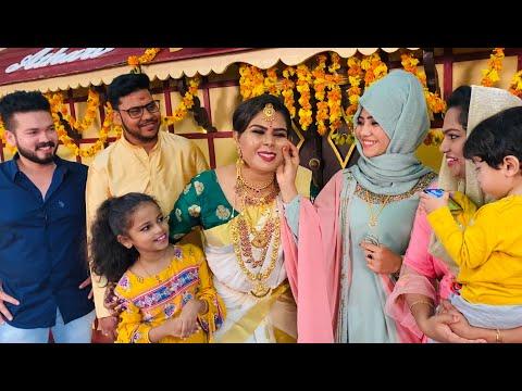 Heidi Sadiya Weds Atharv | Transgenders Marriage | Mashura | Basheer Bashi | Suhana