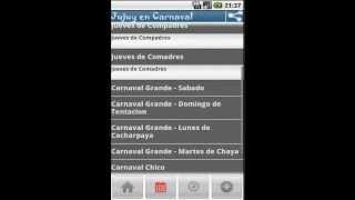 Jujuy en Carnaval YouTube video
