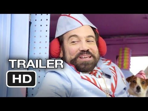 Santa Paws 2: The Santa Pups Official DVD Release Trailer (2012) - Disney Movie HD